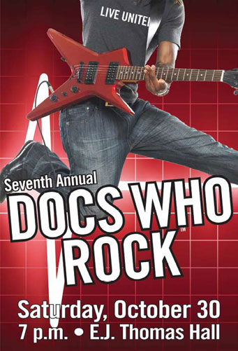 doc who rock