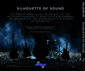 Silhouette of Sound back